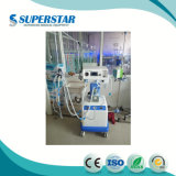 Nlf-200c 신생아 통풍기 시스템 의학 CPAP 기계 아기 통풍기