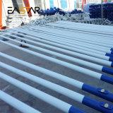 4-12m octogonal conique Ce/RoHS/ISO a approuvé les pôles d'éclairage en polyester