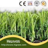 Alfombra artificial sintetizada de la hierba del césped 35m m de la hierba que ajardina
