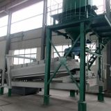 Granular Urea Fertilizer Gyratory Vibrating Screen Classifier