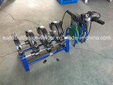 Dn63mm-Dn250mm HDPE de Plastic Machine van het Lassen van de Fusie van het Uiteinde van de Pijp