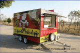 Prix bon marché Mobile Fast Food pour la vente de remorque