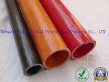 Peso ligero y alta capacidad de entrega del tubo de fibra de vidrio