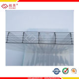 Garantia de dez anos Folha de policarbonato plano de 1,5 mm a 25 mm