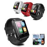 Het Slimme Horloge van Bluetooth van de Gift van de bevordering U8