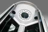 Cubículo de banho de vapor de vapor temperado de 5 mm (LTS-9909A)