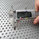 Strato perforato rotondo del pannello reticolare del metallo dell'acciaio inossidabile del foro