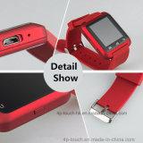 Relógio esperto novo de Bluetooth com função Anti-Perdida (U8)