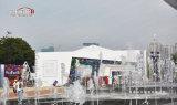 Liri géant Aluminium Cadre Marquee Tent pour les expositions