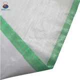 De PP branco 50kg durável saco de tecido para embalagem de Grãos de Milho Milho
