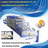 PS de vacío máquina de formación de la bandeja de Fiambrera