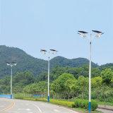 100W LED 태양 옥외 가로등
