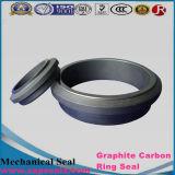 고품질 탄소 흑연 인발이 찍힌 반지