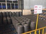 UHP/HP/Np Grad-Nadel-Koks-Kohlenstoff-Graphitelektroden in den Einschmelzen-Industrien