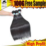 La mejor pinza de pelo brasileña en extensiones vende grande