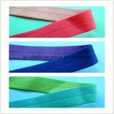 Два тона Color-Way блеском поверхности Центр печати эластичные складывания крыльев