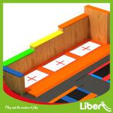 محترفة داخليّة [ترمبولين] ملعب متنزهة لأنّ أطفال وبالغات