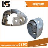 Reso in Cina di alluminio le parti di motore del motociclo della pressofusione