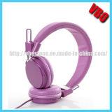 Micが付いている2014の卸売の耳のヘッドホーンおよび携帯電話のためのリモート・コントロール