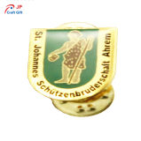 Alta qualidade personalizada Creative Fast Trac Matel Badge