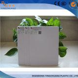 1200*2440мм белый поливинилхлорида в пенопластовый лист