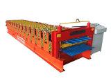 Double couche Making Machine machine à profiler tuile de toit