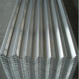 El primer color galvanizado recubierto de paneles de techos de chapa de acero galvanizado/Galvalume