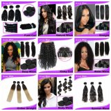 Les plus populaires New Arrvial Remi Virgin Hair Cheveux Philippins, Natural Fumi Humils Extension de cheveux (W-112)