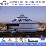 De grote het Kamperen van de Vrije tijd Tent Yurt van het Bamboe van het Aluminium van de Toerist Mongoolse