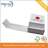 Kundenspezifischer magnetische Schliessen-Haar-Extensions-verpackenkasten (QYZ123)