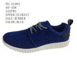 Синий цвет для полетов крепкие мужчины обувь