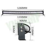 50inch 264W 크리 말 LEDs와 가진 잡종 줄 LED 표시등 막대