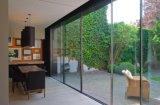 Il portello scorrevole di alluminio del patio all'ingrosso più popolare di vetratura doppia con 3 rotaie