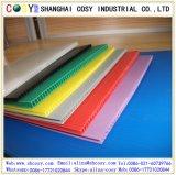 Migliore strato di plastica ondulato di prezzi pp di alta qualità