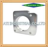 OEM Delen van de Machines van de Legering van het Aluminium de Centrale door CNC Machinaal te bewerken