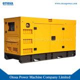638kVA Diesel Doosan grupo electrógeno de la estación con la certificación CE