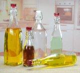 Glassaft-Flasche, Getränkeflasche, Fruchtsaft-Flasche