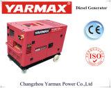 8.5kVA leiser Typ wassergekühlter Dieselgenerator