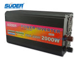 Suoer 2000W 12V si dirige la CC di uso all'invertitore di corrente alternata (HAD-2000A)