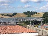 Almacén/taller de la estructura de /Steel del edificio de la estructura de acero
