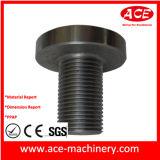 Peça de trituração da maquinaria do CNC da ferragem