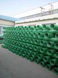 Tubi rinforzati con vetro della plastica GRP della resina del poliestere
