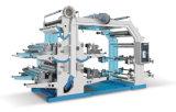 Stampatrice di Flexography della stampante a colori quattro
