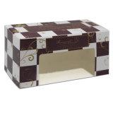 Pastel de boda a favor de caja, Pastel de papel Kraft Caja de papel de embalaje
