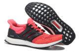 Les hommes de couleur de rouge vif amplifient ultra des chaussures de sport de 1:1 avec la qualité