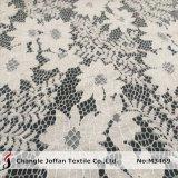 Оптовая ткань шнурка хлопка для одежды (M3469)