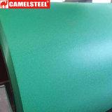 PPGI PPGL laminés à froid en acier galvanisé recouvert de bobine de couleur