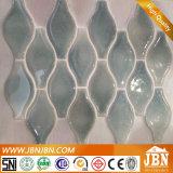 不規則な虹カラー光沢のガラス陶磁器のモザイク(C655069)