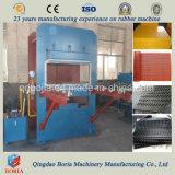 機械を形成するゴム製床のマット