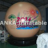 Gebied van de Ballon van de Lucht van pvc het Opblaasbare voor Reclame